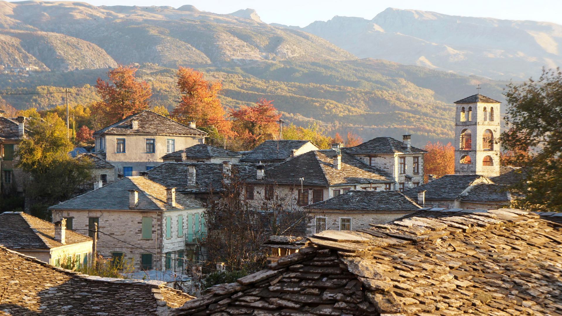 Dilofo Hotel - Dilofo K. Zagori Ioannina Greece